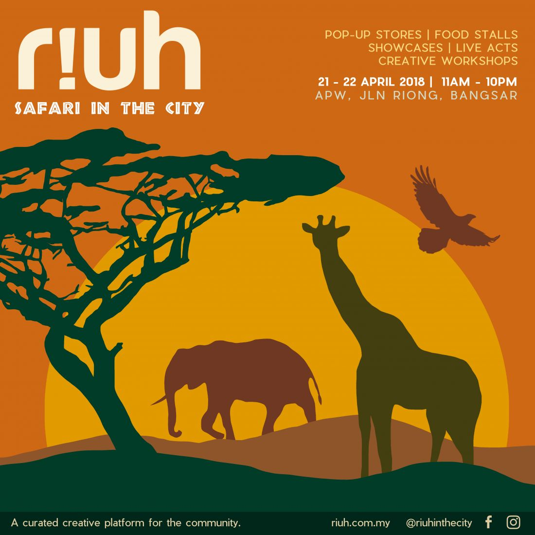 RIUH: Safari In The City