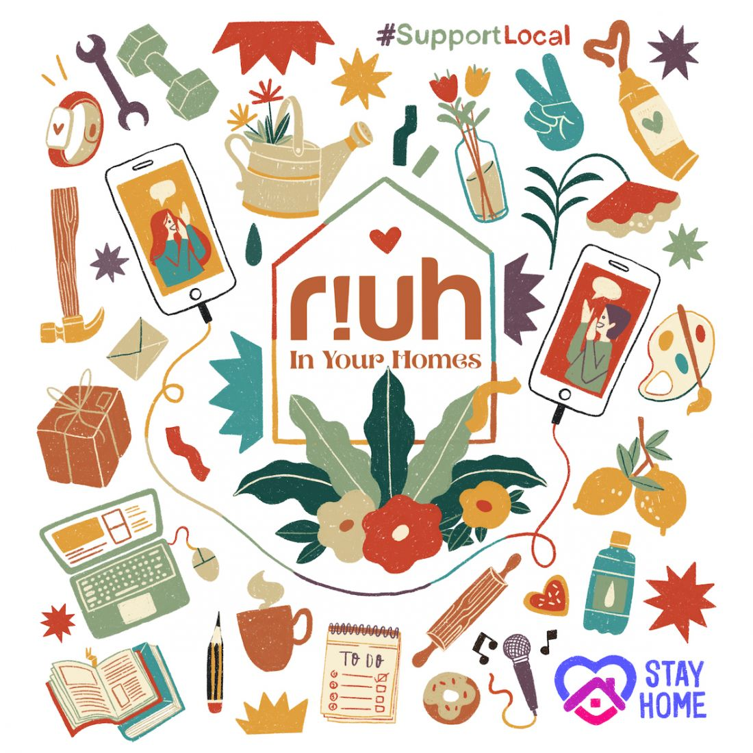 RIUH EVENT | RIUH IN YOUR HOMES